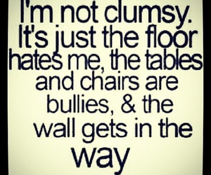 im clumsy image