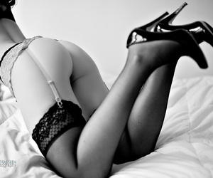 beautiful, shoes, and black and white image