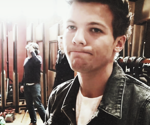 lou, louis, and cute image