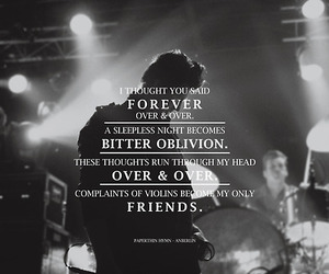 anberlin and text image