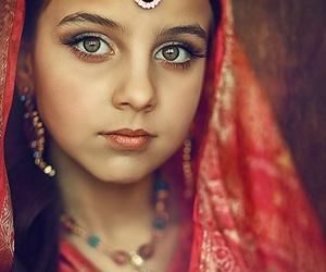 eyes, indian, and india image