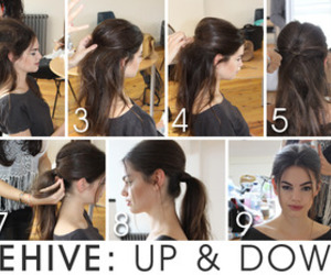 classy, do it yourself, and hair image