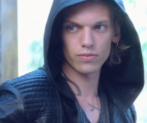 jace wayland, jace, and Jamie Campbell Bower image