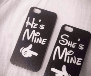 love, she's mine, and disney image