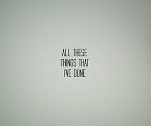 quote, the killers, and text image
