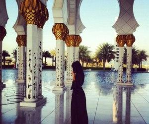 luxury, muslim, and hijab image
