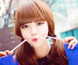 ulzzang, girl, and lee geum hee image