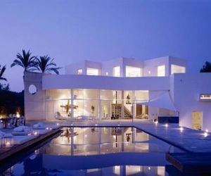 architecture, luxury, and mansion image