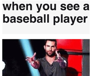 baseball and i want you image