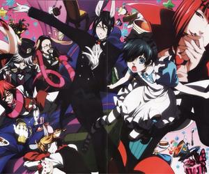 kuroshitsuji and anime image