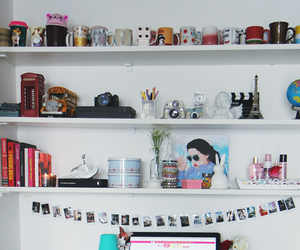 shelf, picture, and depois dos quinze image