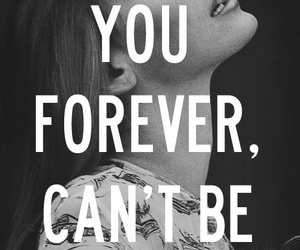 lana del rey, forever, and quote image