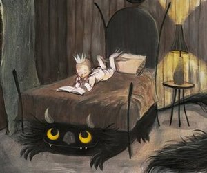 monster and where the wild things are image