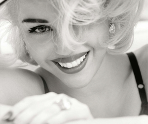 beauty, blond girls, and tattoo image