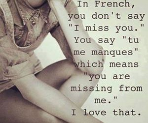 believe, i miss you, and quotes image