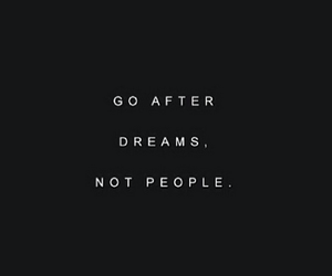 dreams, follow, and people image
