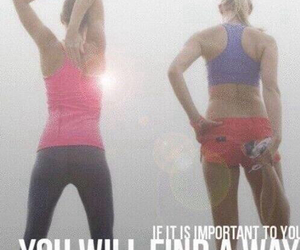 body, choice, and workout image