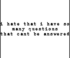 alone, hate, and quote image