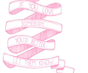 quotes, overlay, and pink image
