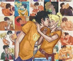 otp, percy, and percabeth image