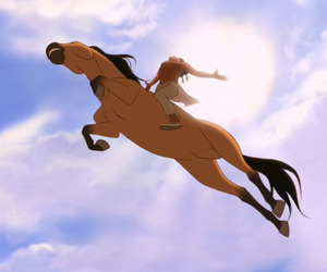 dreamworks, stallion, and non-disney image