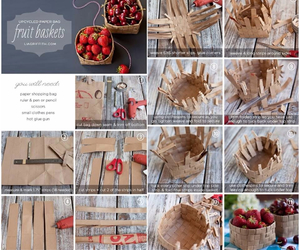 apples, diy, and fruit image