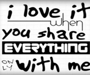 everything, heart, and share image