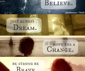 brave, disney, and rapunzel image