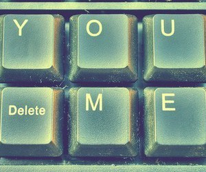 you, me, and delete image