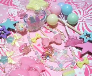 accesories, lolita, and kawaii image