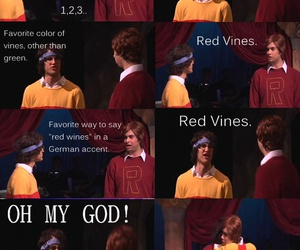 darren criss and red vines image