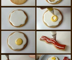 bacon, diy, and food image