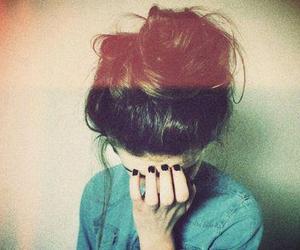 girl, hair, and nails image