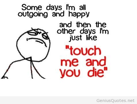 Touch Me Funny Quote Uploaded By Quotes Sayings