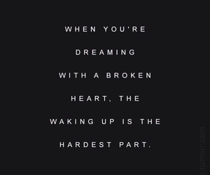 broken heart, Dream, and john mayer image