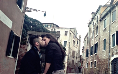 couple, trips, and italy image