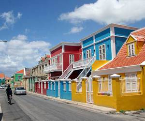 curacao, willemstad, and caribean image