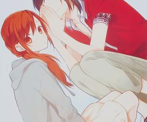 horimiya, manga, and anime image