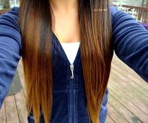 hair, cool, and girl image