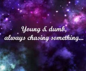 Lyrics, quotes, and young image