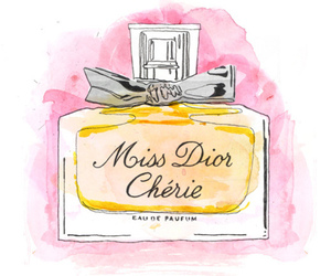 perfume, dior, and miss dior image