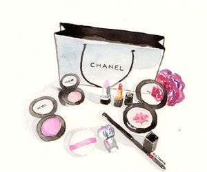 chanel and drawing image