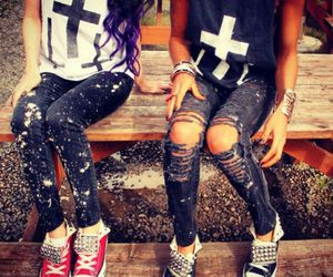 fashion, style, and swag image