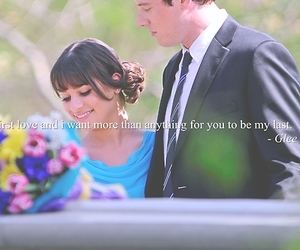 glee, lea michele, and quotes image