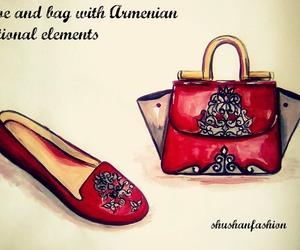 armenia, bag, and design image