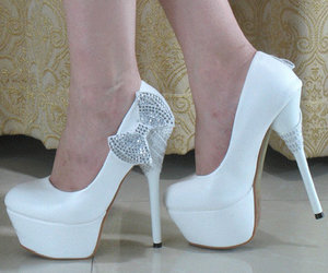 shoes, white, and cool image