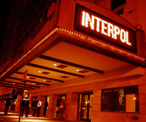 interpol, music, and show image