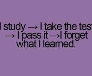 teenager post, school, and text image