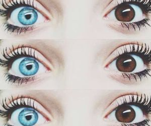 beaut, eyes, and fascinating image