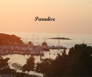 beautiful, endless, and paradise image